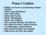 phase ii coalition