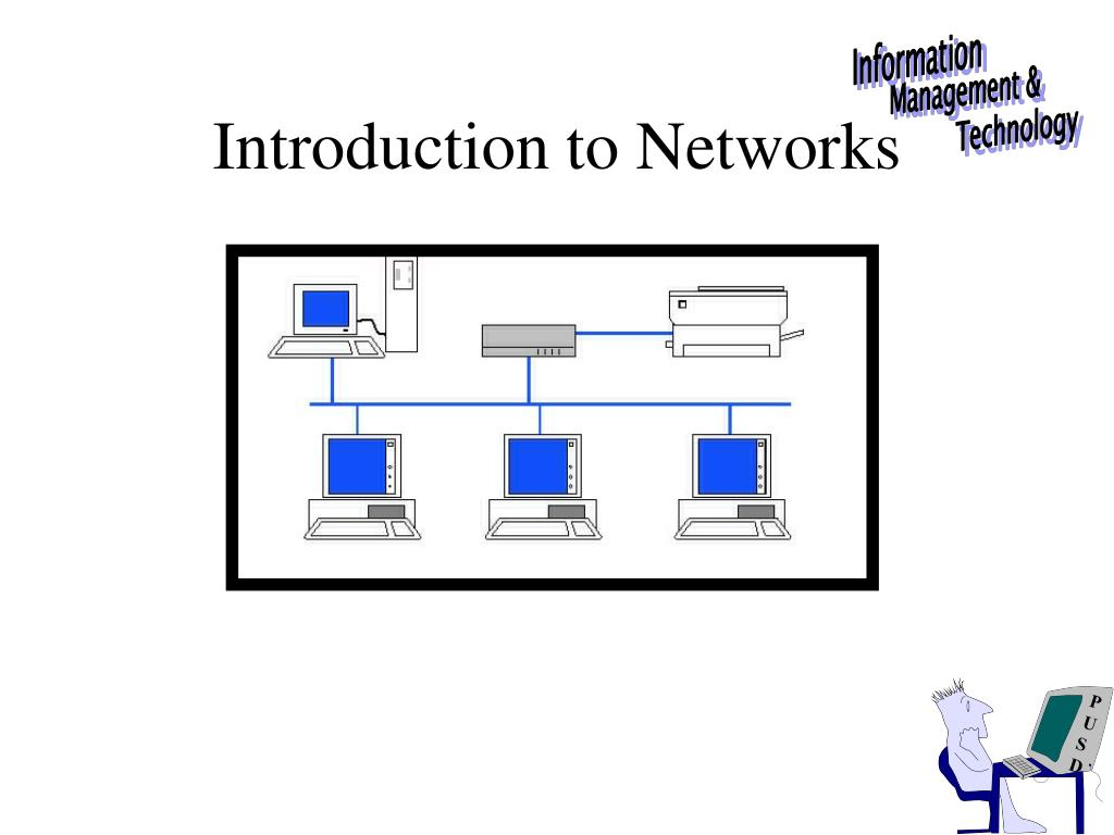 introduction to networks l.