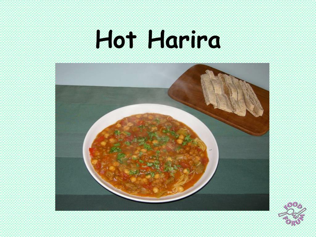 Hot Harira