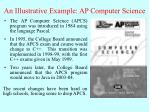 an illustrative example ap computer science