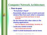 computer network architecture9