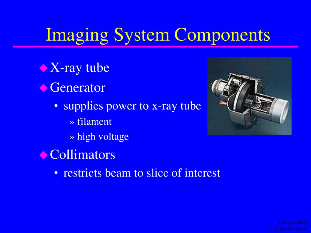 Imaging System Components