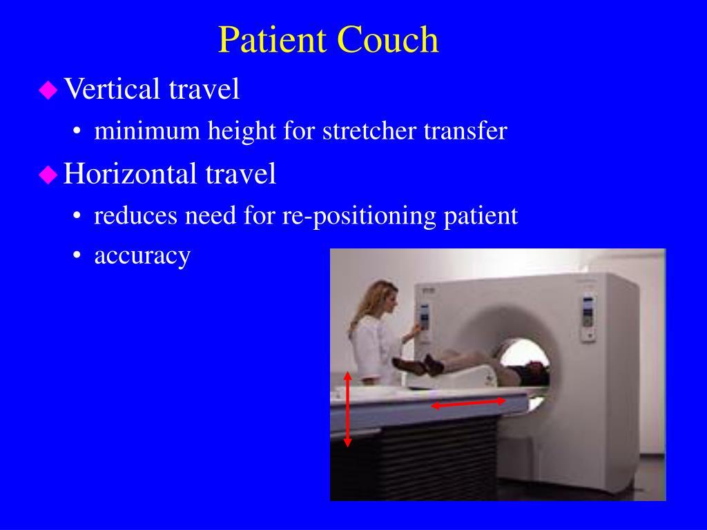 Patient Couch