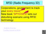 rfid radio frequency id39