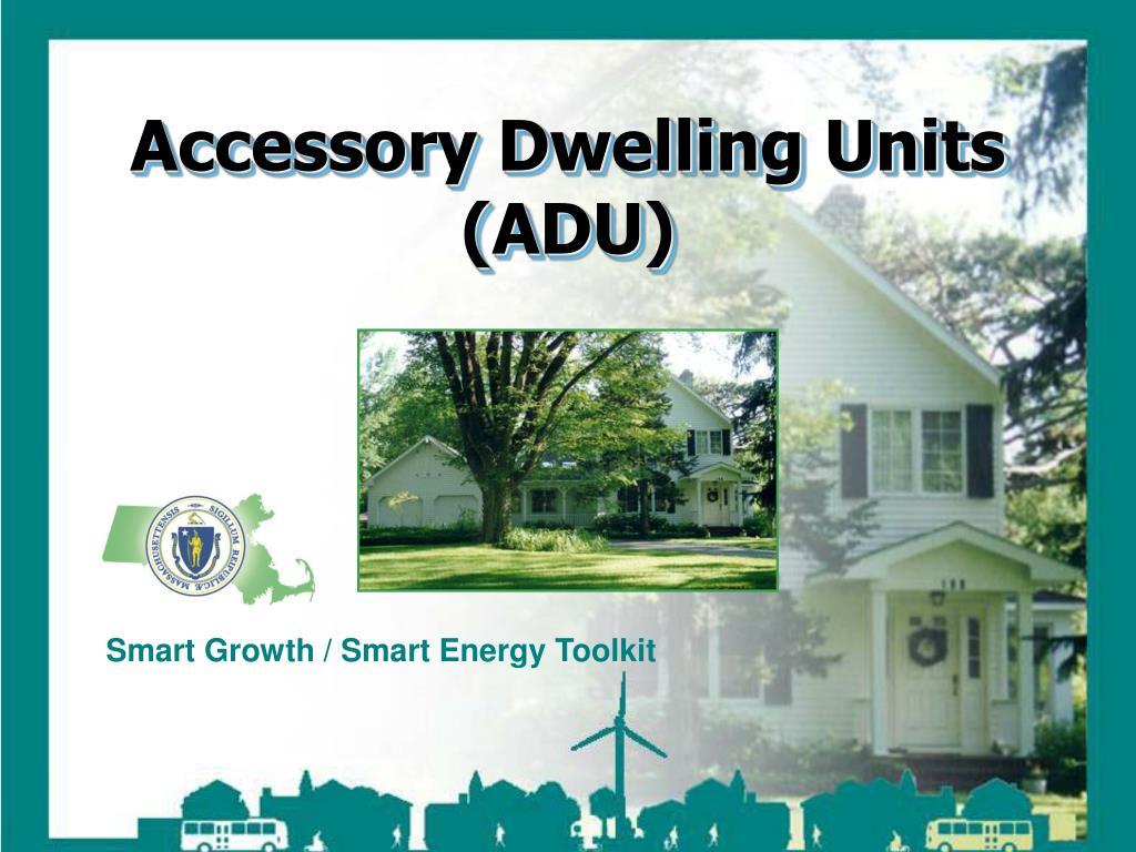 accessory dwelling units adu l.