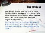 the impact25