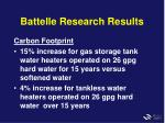 battelle research results7