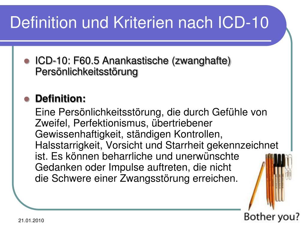 Online Spielsucht Icd-10