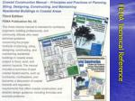 fema technical reference