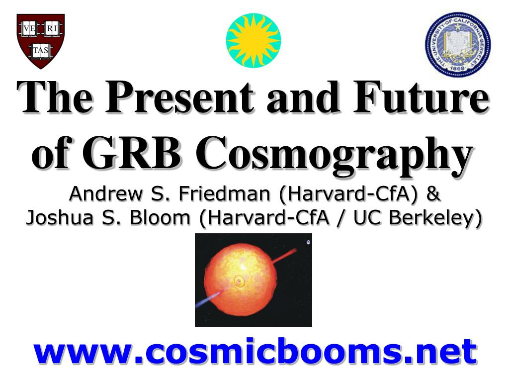 the present and future of grb cosmography l.