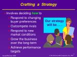 crafting a strategy1