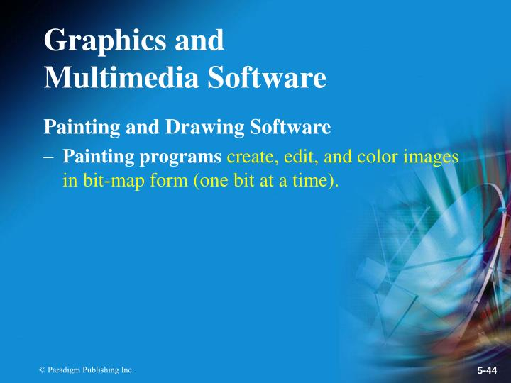 Graphics and