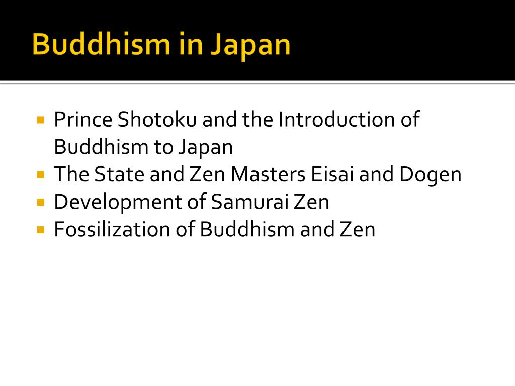 Buddhism in Japan