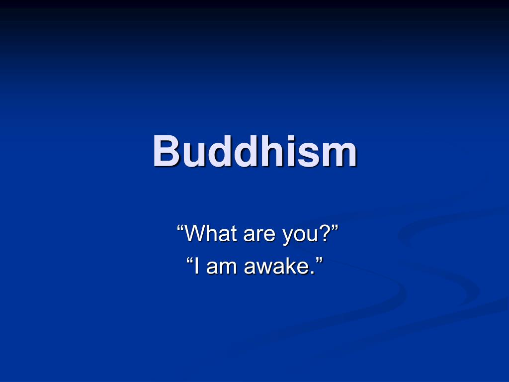 buddhism l.
