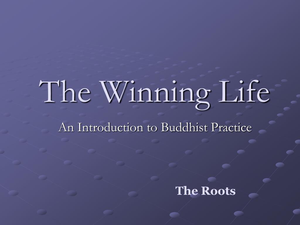 the winning life l.