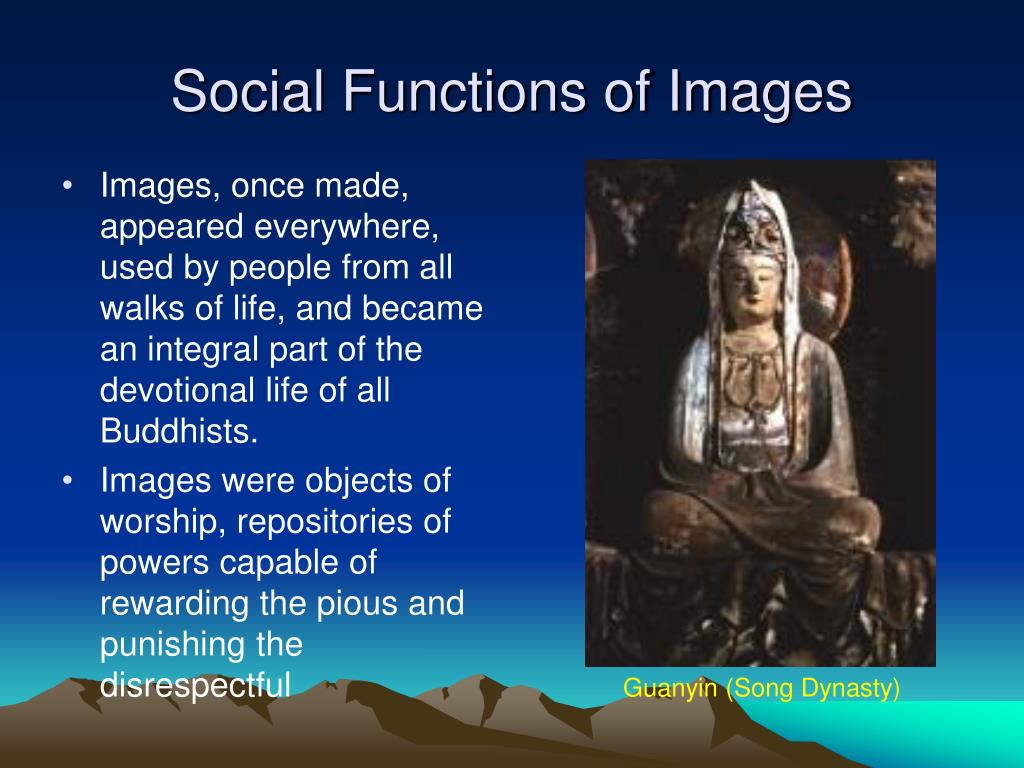 Social Functions of Images