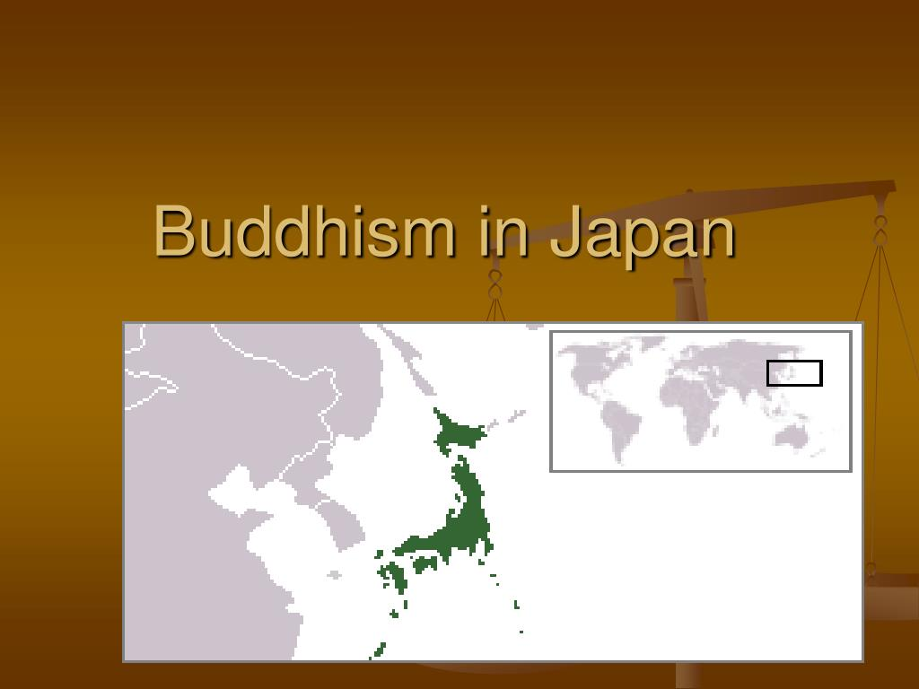buddhism in japan l.