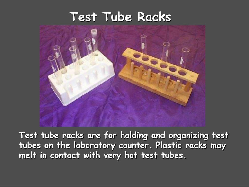 Test Tube Racks