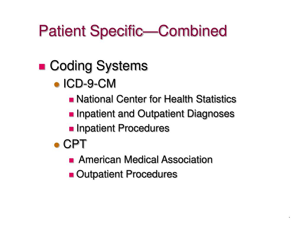 Patient Specific—Combined