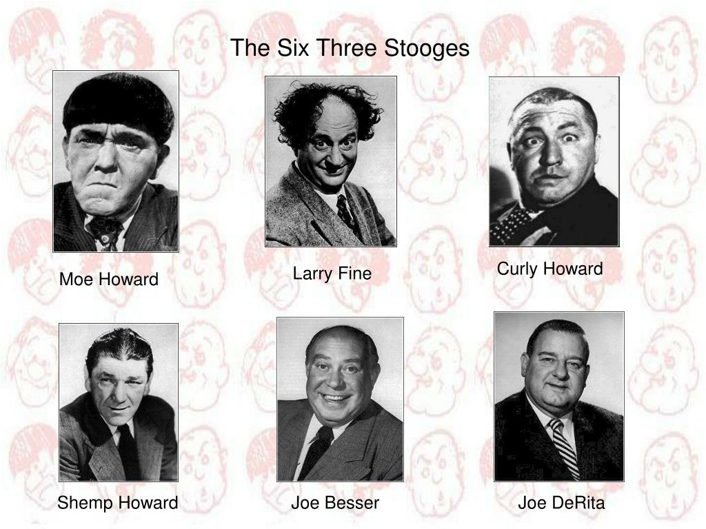 The Six Three Stooges