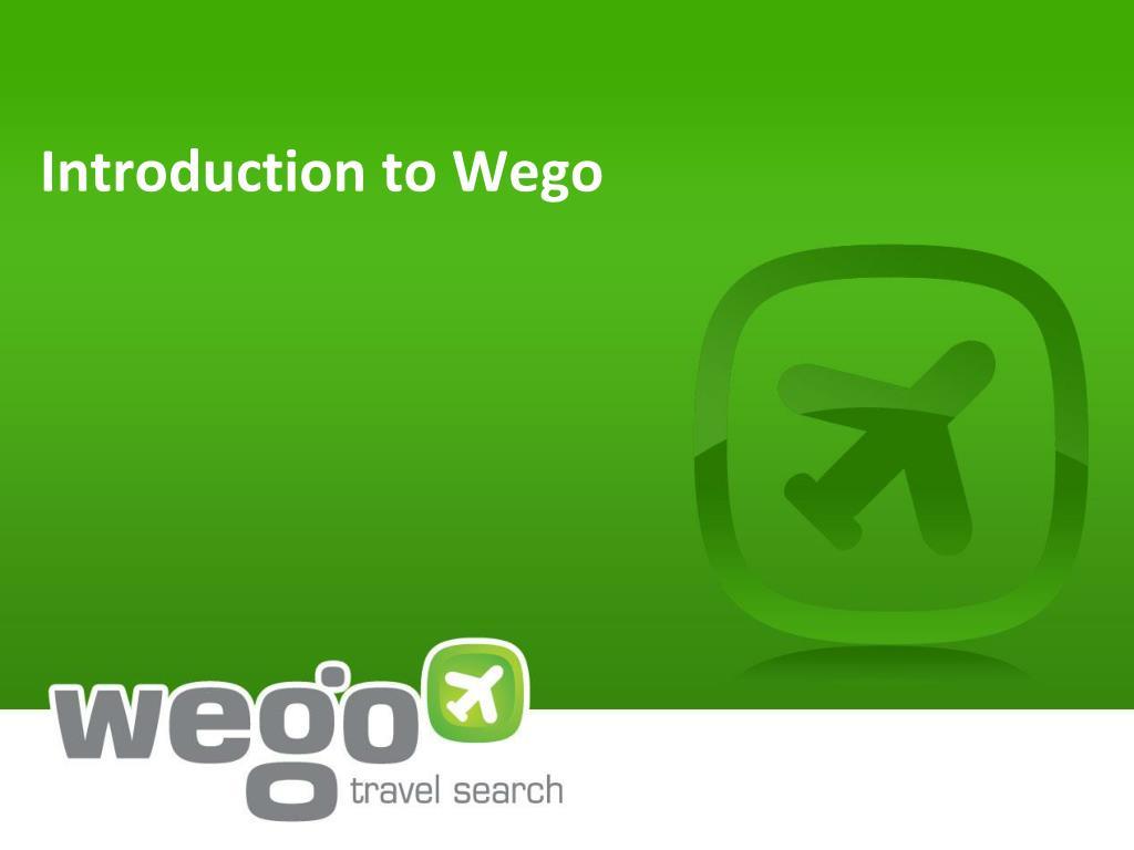 introduction to wego l.