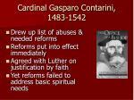 cardinal gasparo contarini 1483 154218
