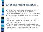 enemies from beyond