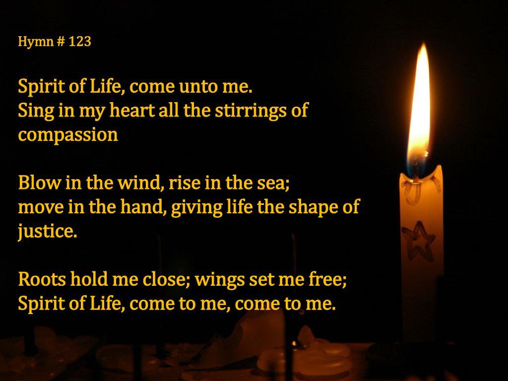 Hymn # 123