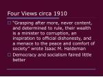 four views circa 191033