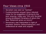 four views circa 191034