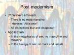 post modernism35