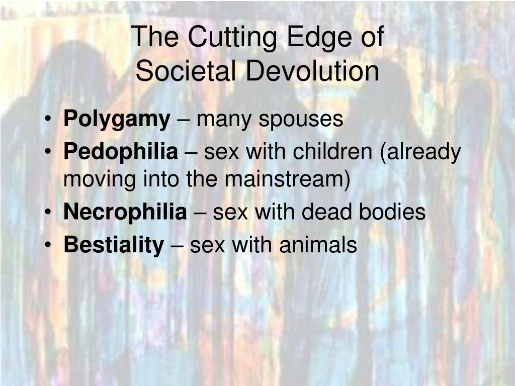 The Cutting Edge of