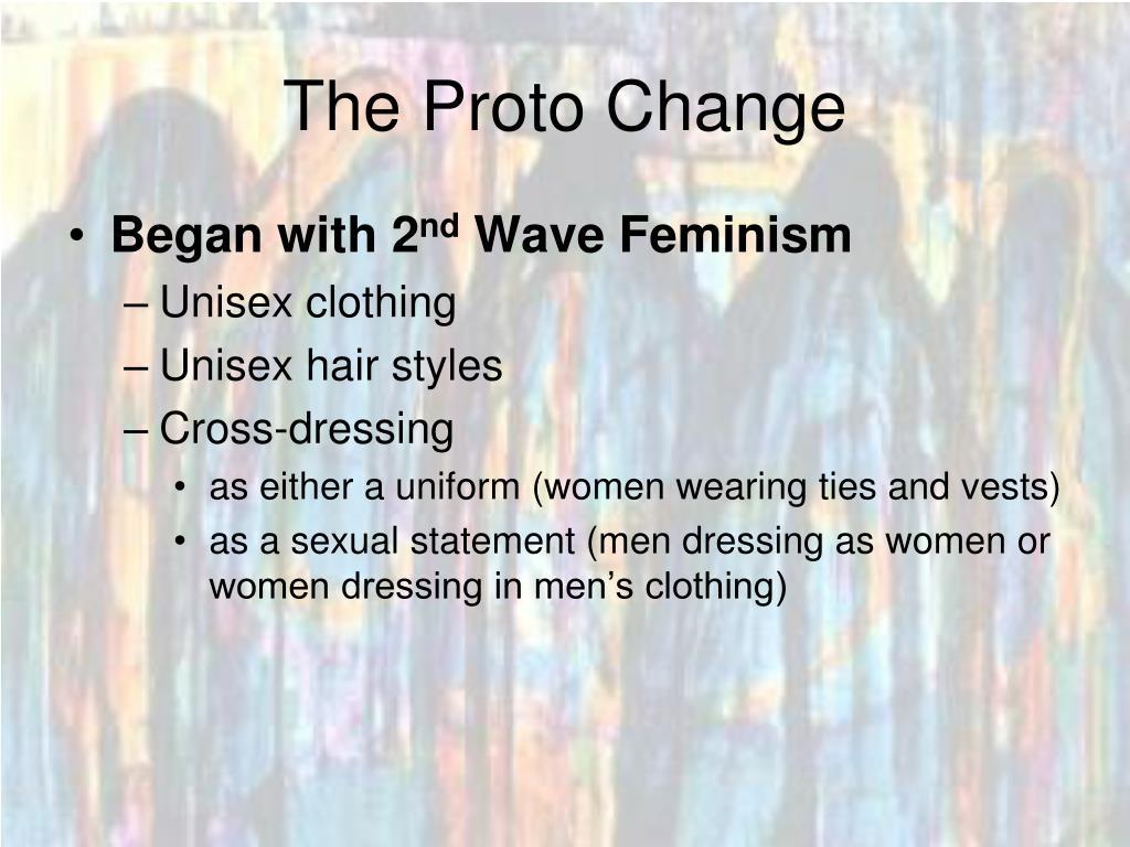 The Proto Change