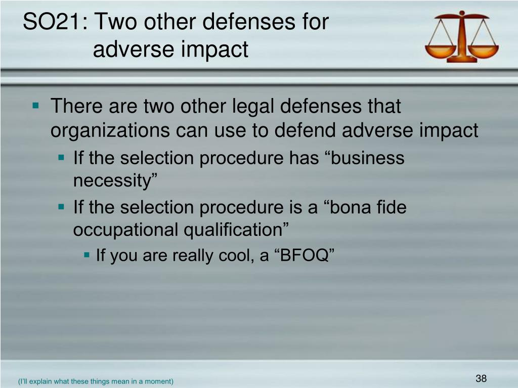 SO21: Two other defenses for