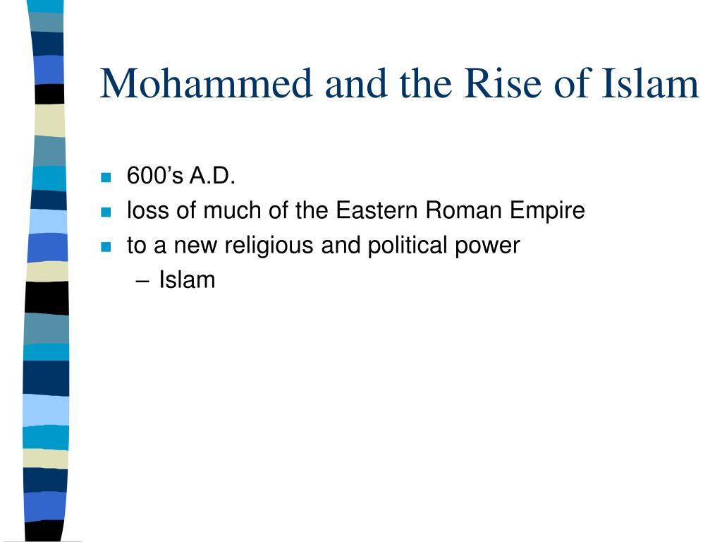 mohammed and the rise of islam l.