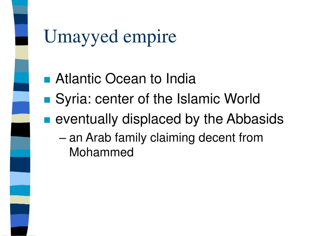 Umayyed empire
