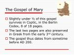 the gospel of mary37