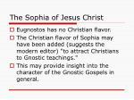 the sophia of jesus christ48