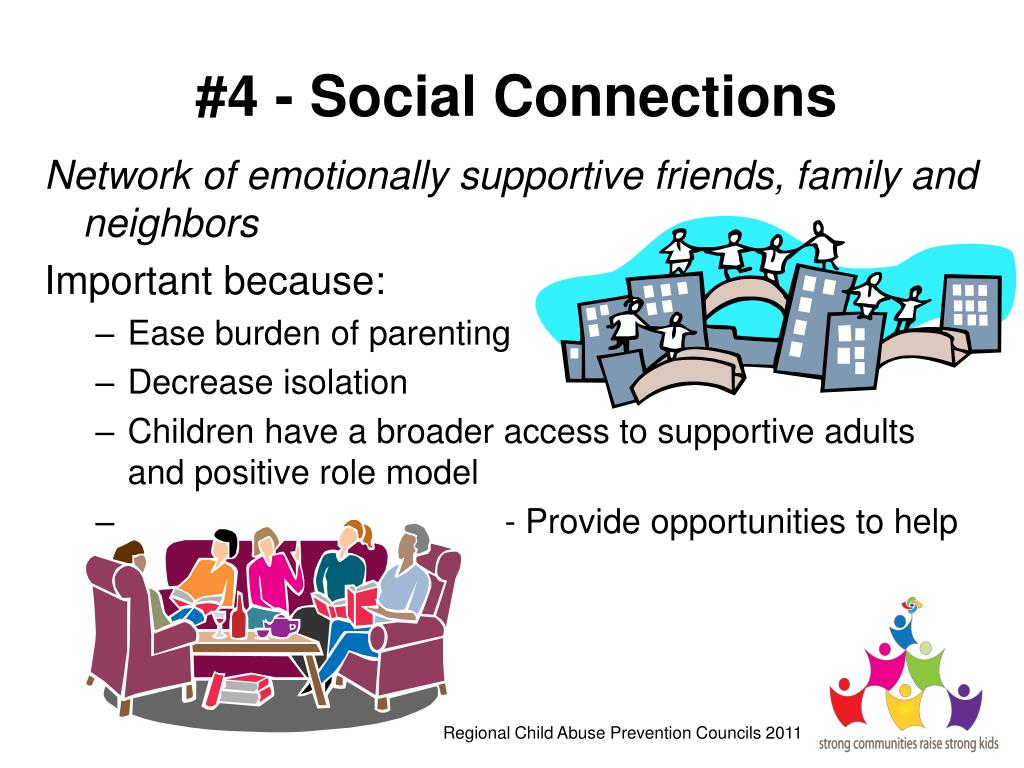#4 - Social Connections