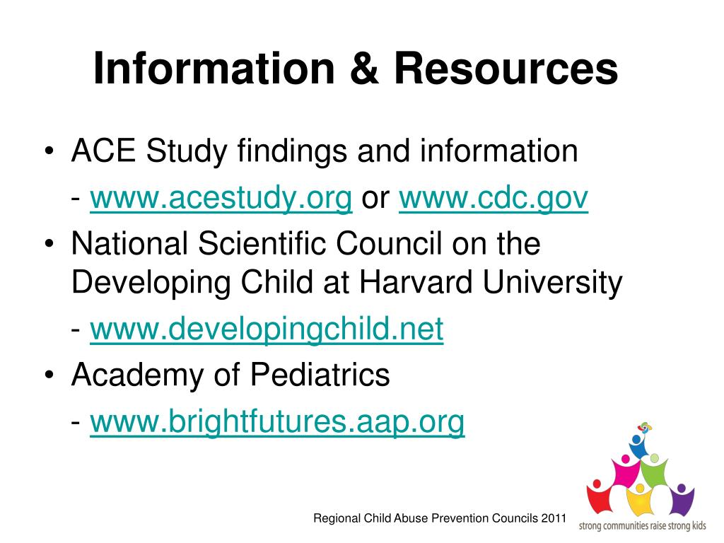 Information & Resources