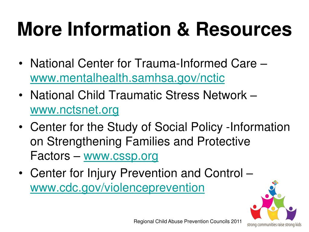 More Information & Resources