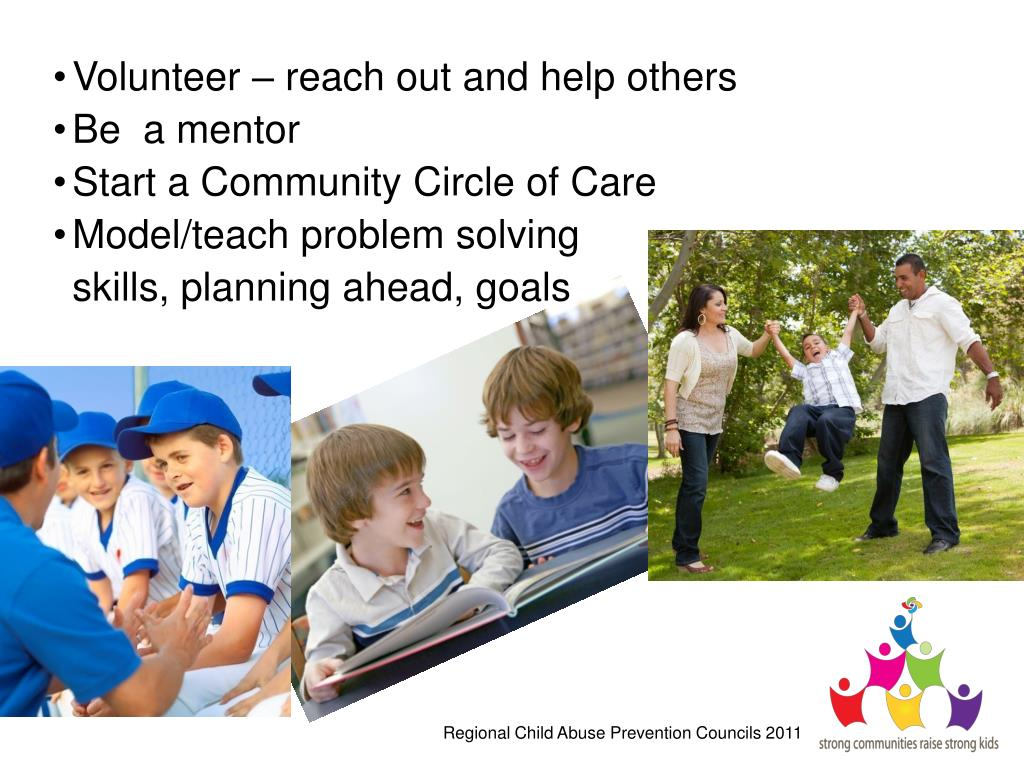 Volunteer – reach out and help others