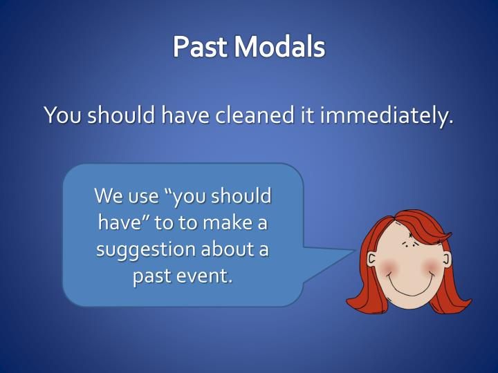 Past modals3