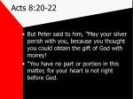 acts 8 20 22