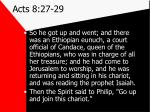 acts 8 27 29