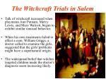 the witchcraft trials in salem31