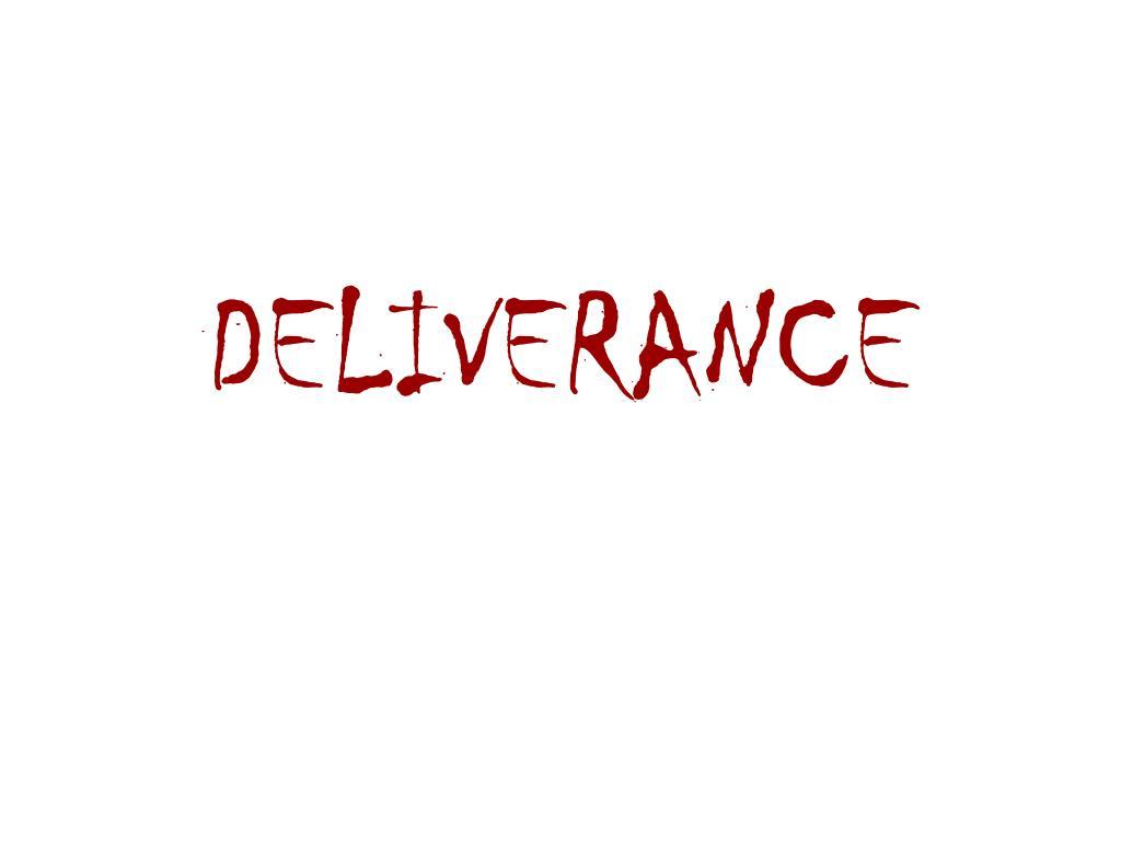 deliverance l.