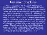 messianic scriptures23