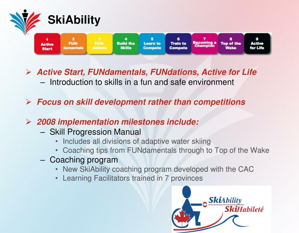 SkiAbility
