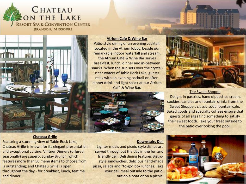 Atrium Café & Wine Bar